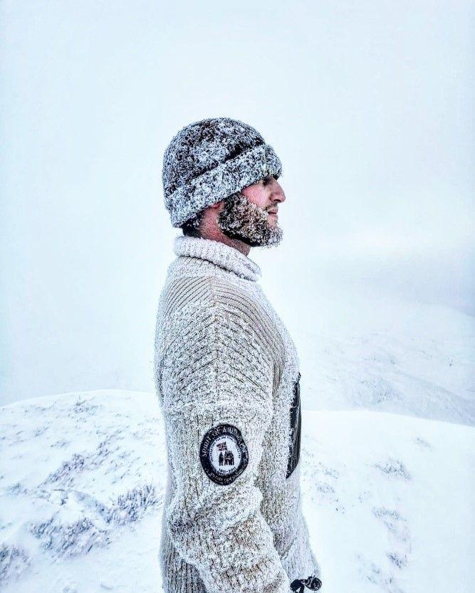 Nordic Outdoor Heroes Turtleneck