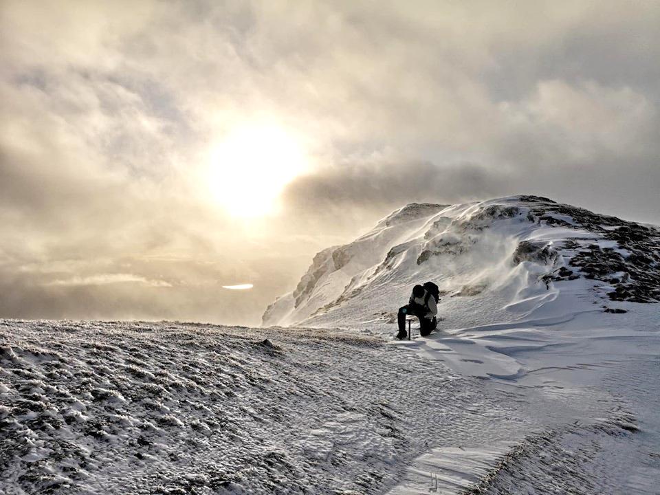Munro Climbing