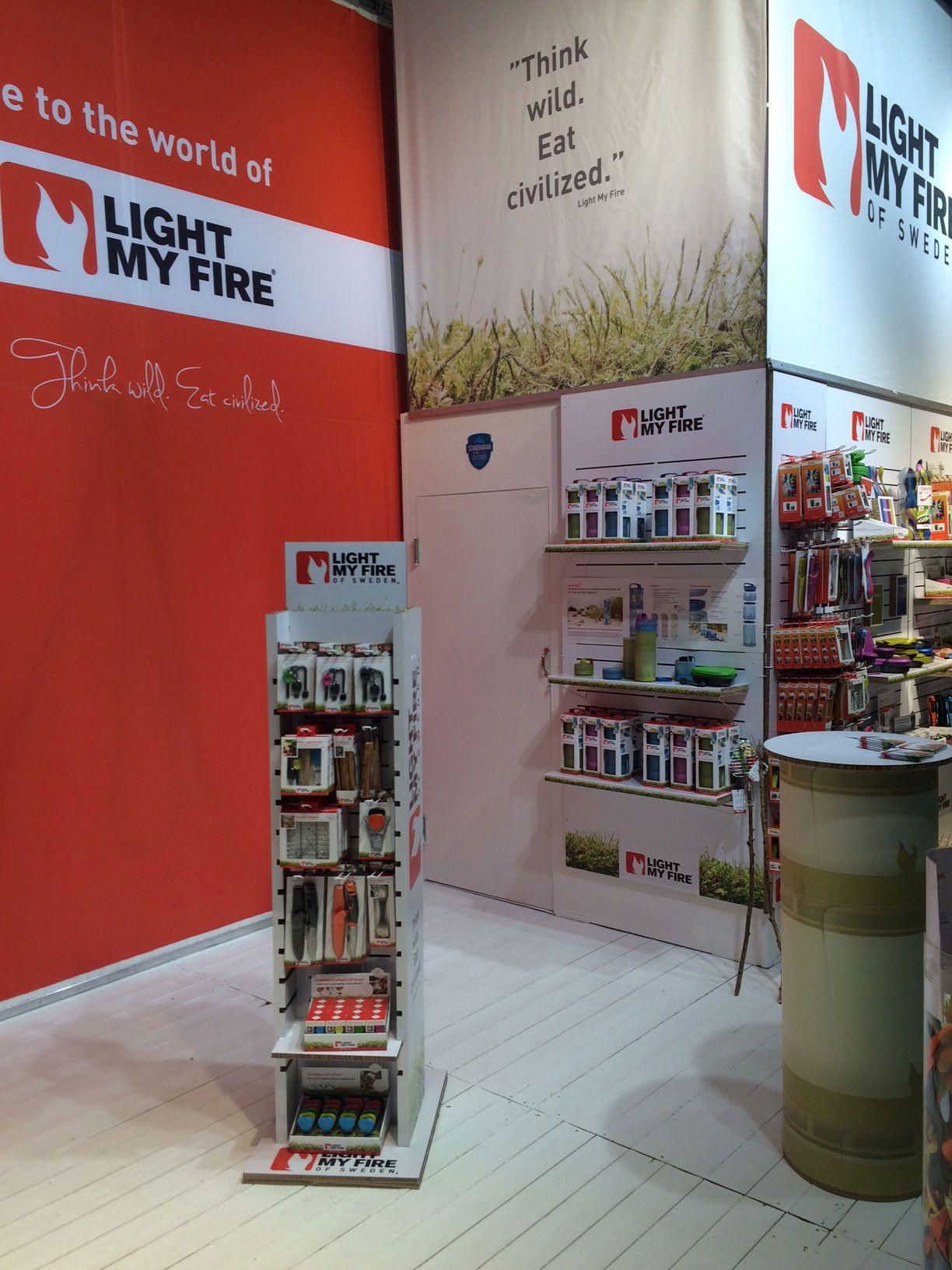 Light My Fire - ISPO Munich