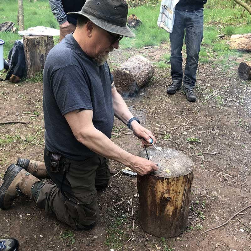 Firesteel Nordic Outdoor tree-ditions