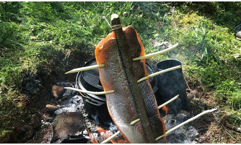 Wild Cooking with Nordic Outdoor