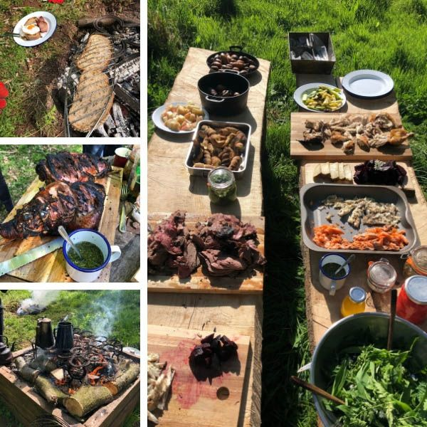 Outdoor Cooking and Camping Nordic Outdoor