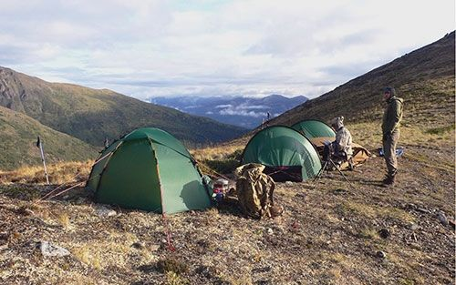 Hilleberg the Tentmaker Tents