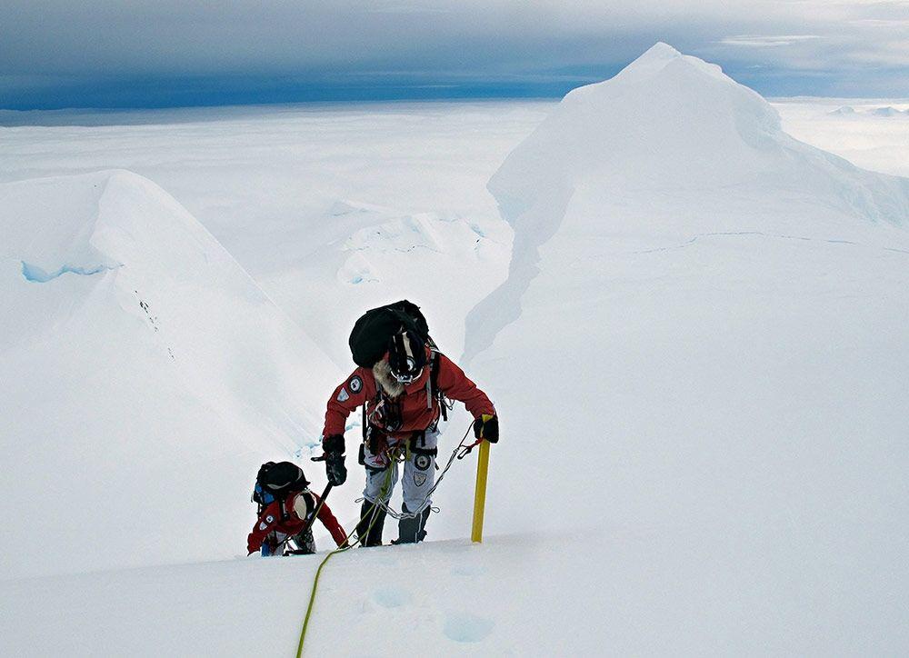 Amundsen Sports - Amundsen Peak