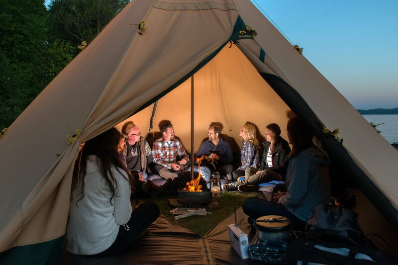 Tentipi Family Fun