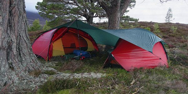 Tent Accessories and Spares