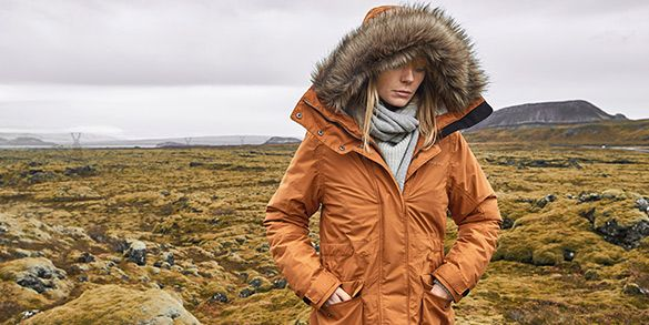 Womens Outdoor Jackets
