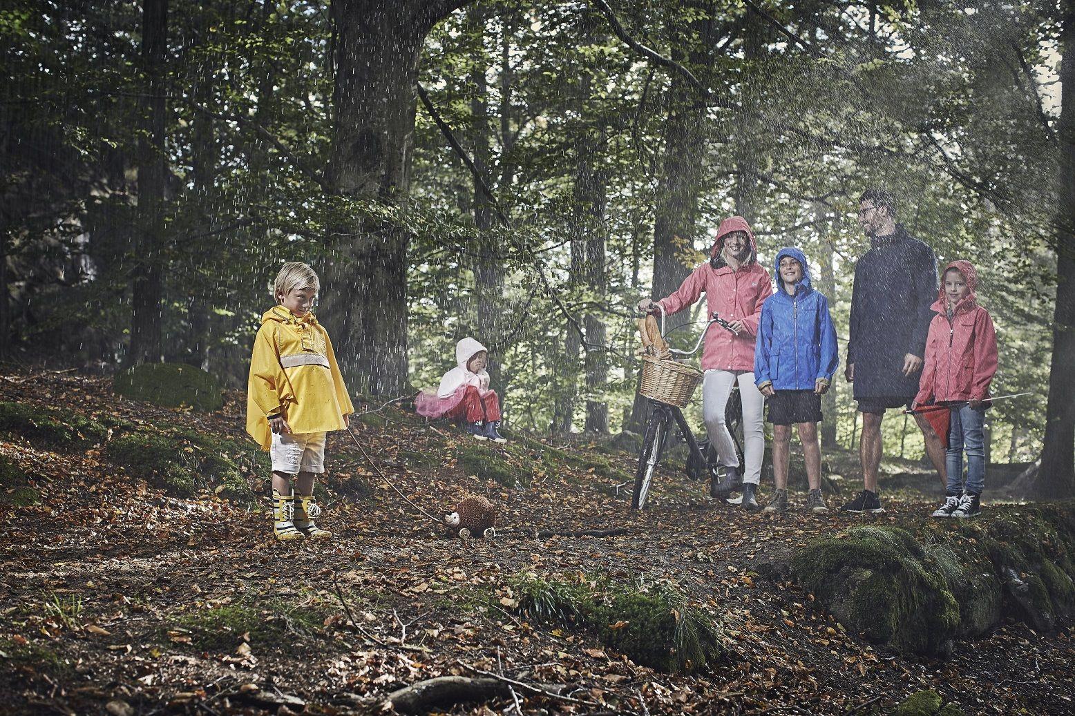 Didriksons Kids in the Rain