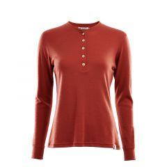 Aclima Womens Warmwool Granddad Shirt 20/21