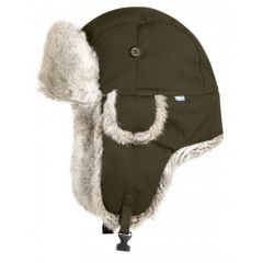 Fjallraven Singi Heater Hat Dark Olive