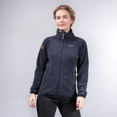Bergans Womens Hareid Fleece Jacket - No Hood