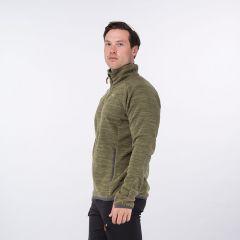 Bergans Mens Hareid Fleece Jacket - No Hood