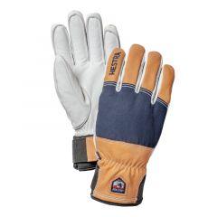 Hestra Army Leather Abisko Glove (Navy)