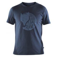 Mens Forever Nature T-Shirt Navy