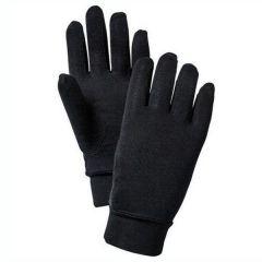 Hestra Silk Liner Active Black